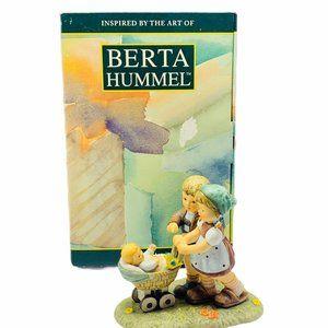 Hummel Goebel figurine Stroll park NIB baby BH83